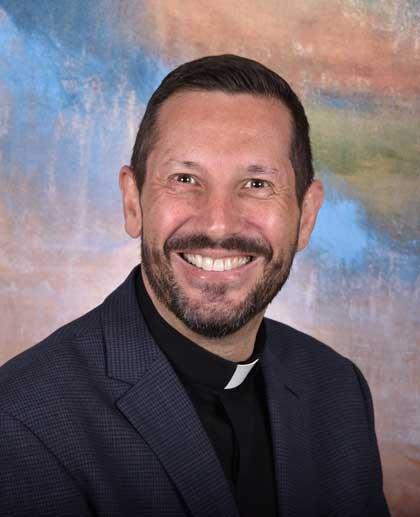 Rev. Dr. Neil Cazares-Thomas