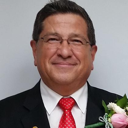 Rev. Mark Hernandez