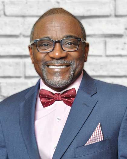 Pastor Rickie G. Rush